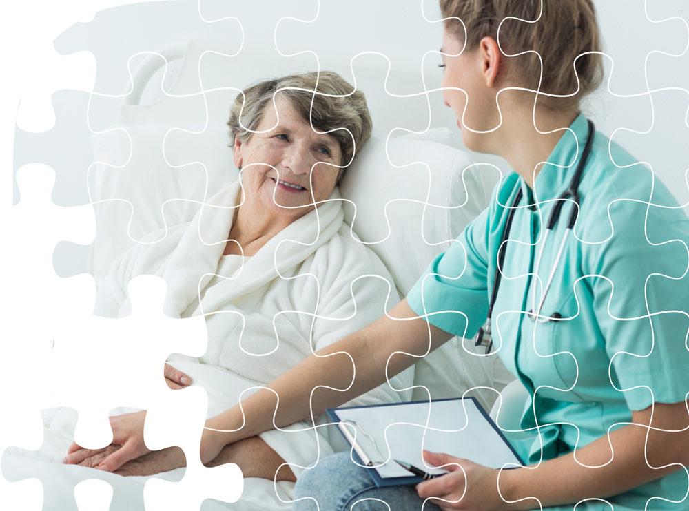 Único servicio integral de salud y cuidados en casa