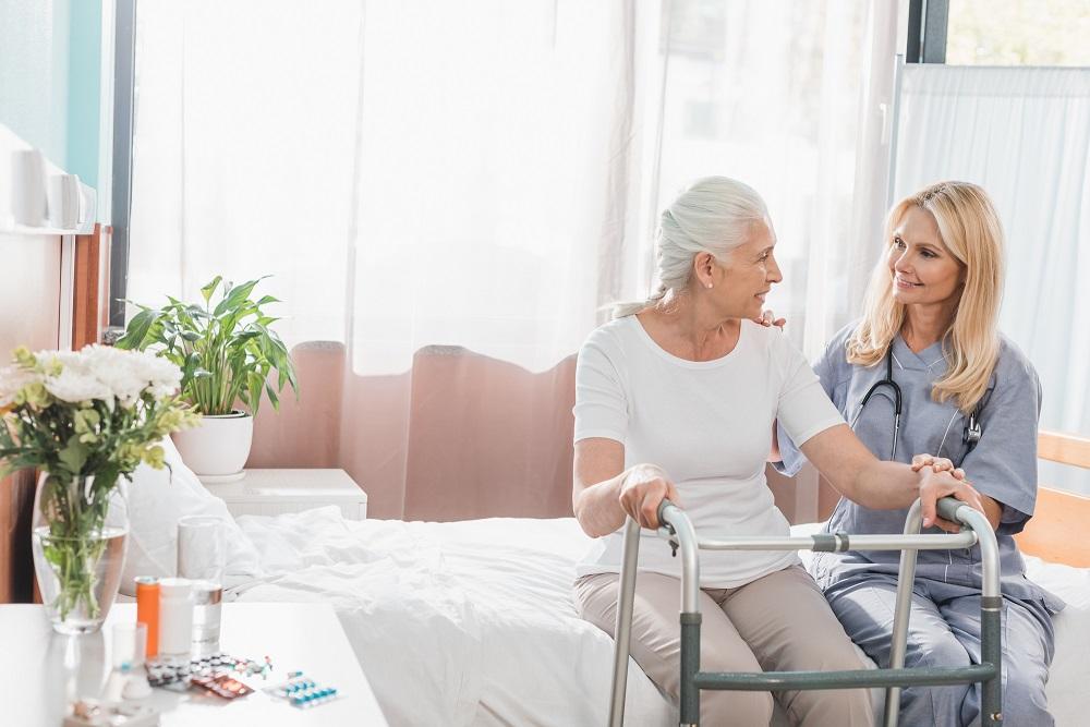 Cuidados paliativos en casa